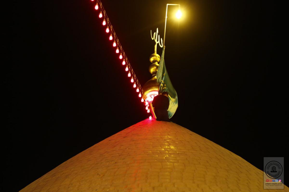 Alkufa Grand Mosque Secretariat prepares for receiving  month of Muhram 1441 A.H