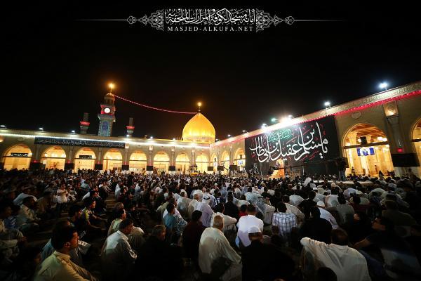 ذكرى استشهاد مسلم بن عقيل (ع) - الليلة الثانية - السيد محمد الصافي (1438هـ / 2017م)
