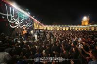 ذكرى استشهاد مسلم بن عقيل (ع) -الليلة الثانية- الرادود عمار الكناني (1438هـ / 2017م)
