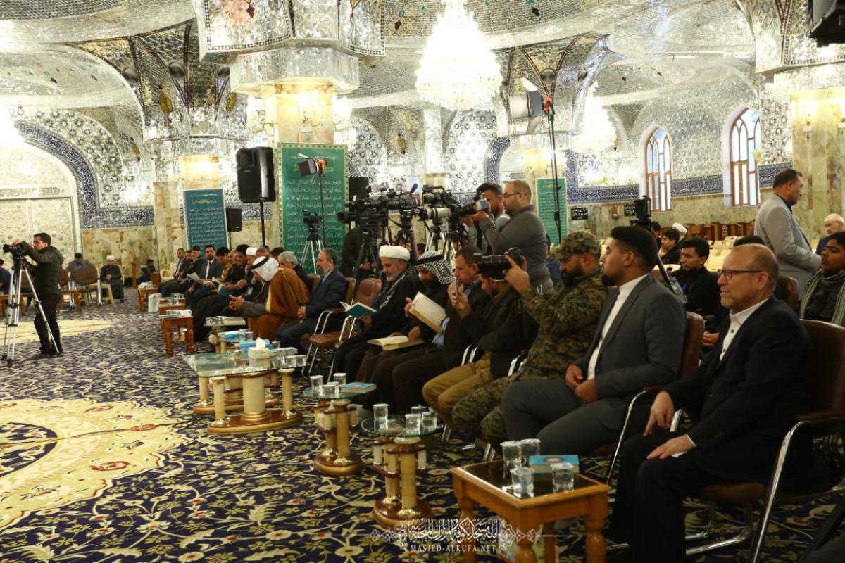 بالصور .. وقائع الجلسة المسائية لمسابقة النخبة القرآنية الوطنية