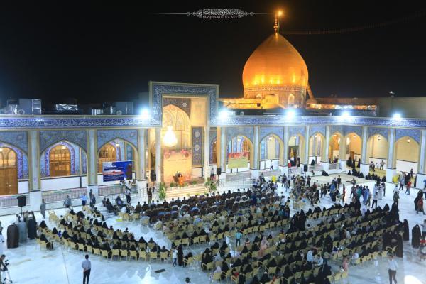 أمانة مسجد الكوفة المعظم تحتفل بعيد الغدير الأغر