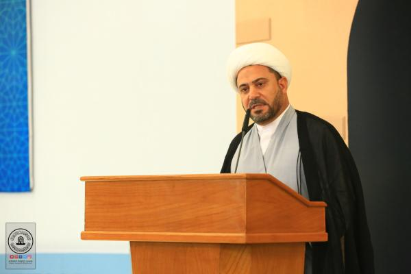 امانة مسجد الكوفة المعظم تقيم مسابقة الغدير الوطنية الثانية للأذان