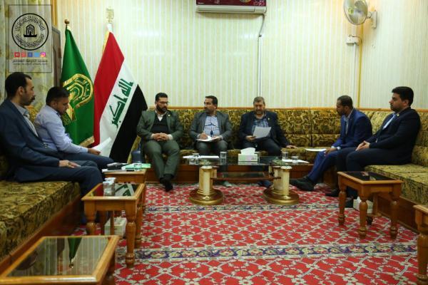 امانة مسجد الكوفة تباشر بتسجيل الراغبين في الاعتكاف في شهر رجب الأصب