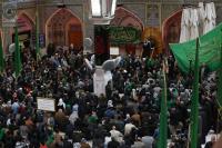 الشعائر الحسينية في امانة مسجد الكوفة المعظم تنظم موكب الكوفة العلوية الموحد لعزاء امير المؤمنين (ع) في ذكرى شهادة الزهراء (ع)