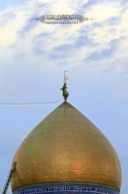 صورة قبة مسلم بن عقيل (عليه السلام)