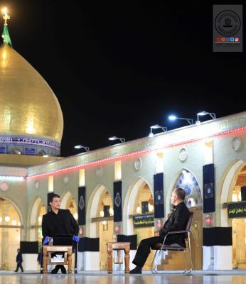 أمين مسجد الكوفة في لقاء متلفز: من المؤلم خلو المساجد من المؤمنين في شهر رمضان هذا العام