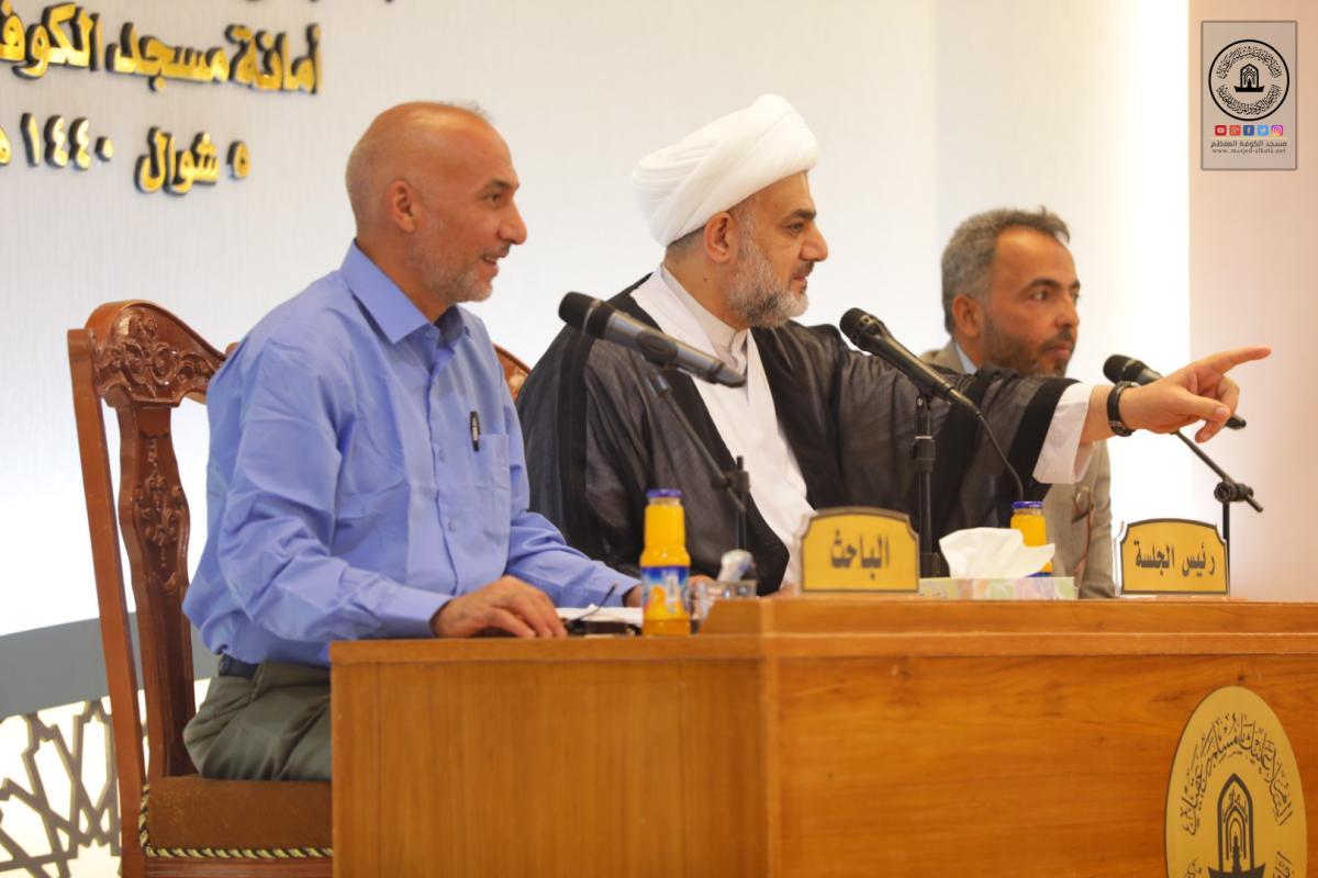 القرآنيون يناقشون بحوثهم في اليوم الثالث لمهرجان السفير الثقافي التاسع