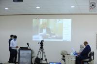 بالتعاون مع امانة مسجد الكوفة .. جامعة جابر بن حيان الطبية تقيم مؤتمرها العلمي الأول