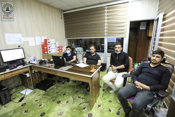 لتطوير الكفاءات العاملة .. أمانة مسجد الكوفة تقيم دورة تخصصية حول نظام المايكروتيك