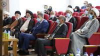 امانة مسجد الكوفة تشارك في إقامة مؤتمر جامعة الكوفة حول النهضة الحسينية