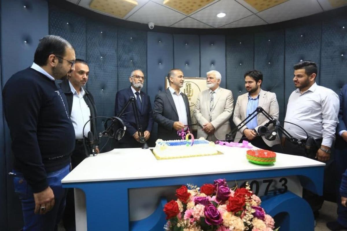 تزامناً مع ذكرى مولد الإمام الحجّة (عج) إذاعة سفير الحسين (ع) تحتفي بإيقاد شمعتها التاسعة
