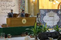 قرآن الفجر كان مشهودا .. الختمة القرآنية الرمضانية عقب صلاة الفجر في مسجد الكوفة المعظم