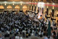 بذكرى شهادته امانة مسجد الكوفة تقيم مجلس العزاء السنوي للإمام الباقر (عليه السلام)