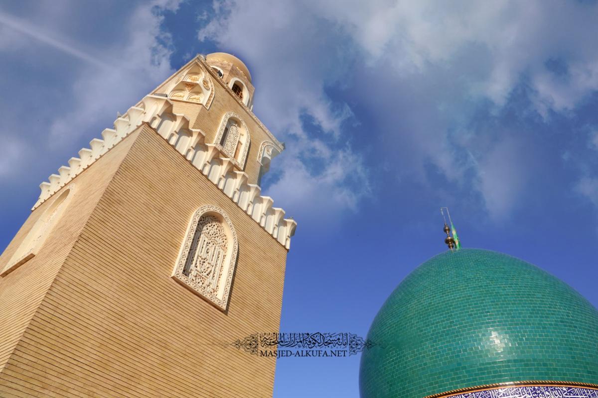 صورة قبة هانئ بن عروة(عليه السلام)
