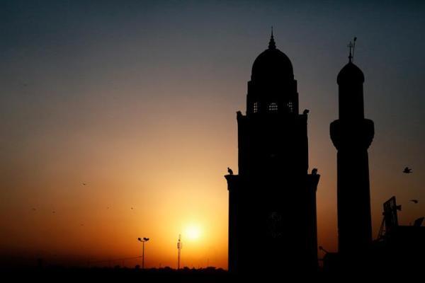 باب كندة في مسجد الكوفة المعظم