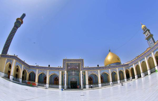 مسجد الكوفة الصحن الثاني