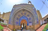 باب الثعبان في مسجد الكوفة المعظم