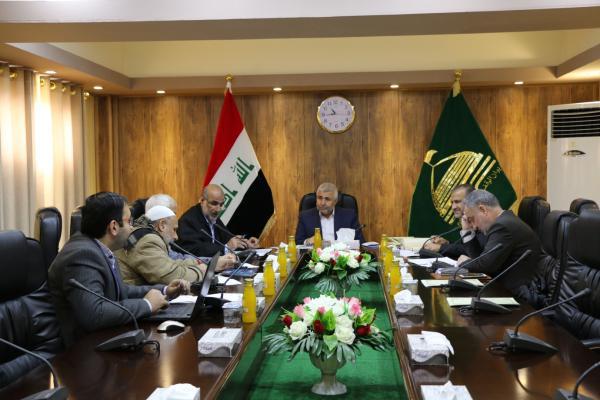 اللجنة العليا لمهرجان السفير الثقافي تعقد اجتماعها الدوري وتناقش شعار المهرجان