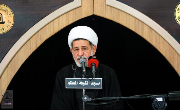 أمانة مسجد الكوفة تحيي ذكرى شهادة الإمام الباقر (ع) عبر الإذاعة والفضائيات