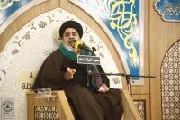 المحاضرة الأسبوعية الإرشادية من مسجد الكوفة المعظم والمزارات الملحقة به