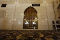 باب السّدة في مسجد الكوفة المعظم