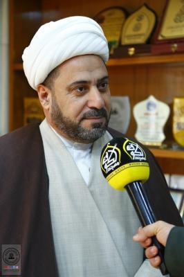 أمانة مسجد الكوفة تناقش مع المواكب الحسينية إحياء ذكرى وفاة أم البنين (عليها السلام)