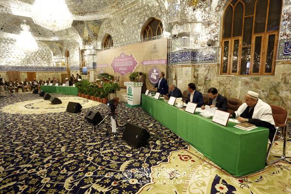 من مسجد الكوفة .. المشاركون في المسابقة القرآنية السادسة يشيدون بتنظيمها واختيار المحكمين