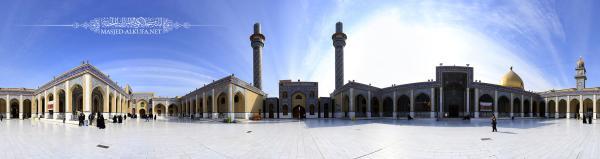 باحة المسجد