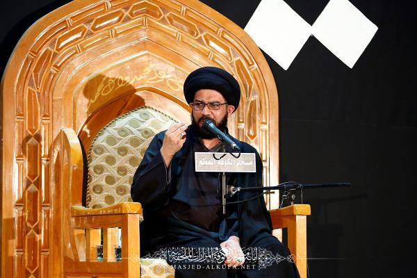 ذكرى استشهاد مسلم بن عقيل (ع) - الليلة الأولى- السيد محمد الصافي (1438هـ / 2017م)