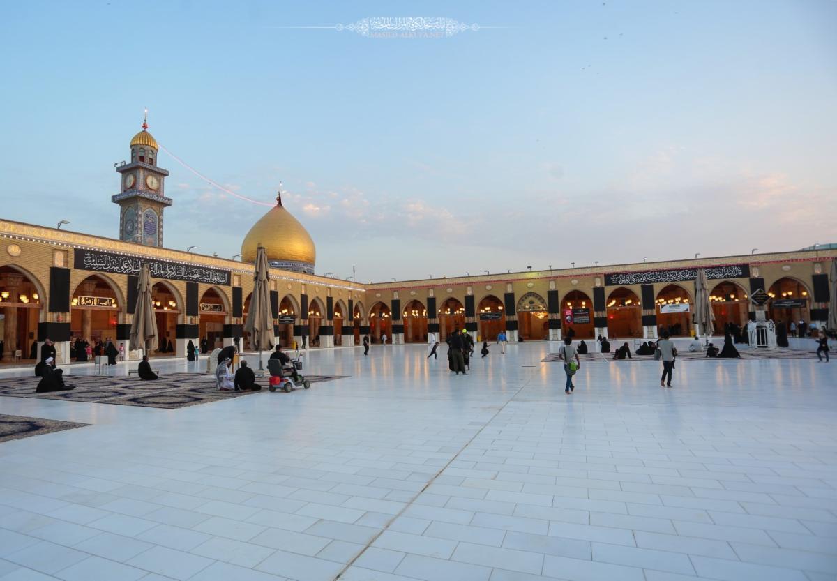 صور أجواء عاشوراء داخل المسجد (4)