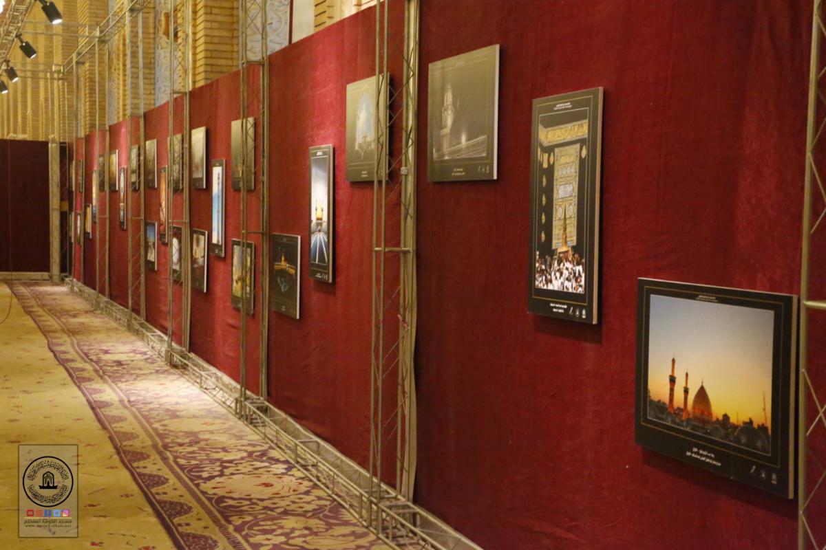 ضمن فعاليات مهرجان السفير الثقافي التاسع افتتاح معرض الصور الفوتوغرافية