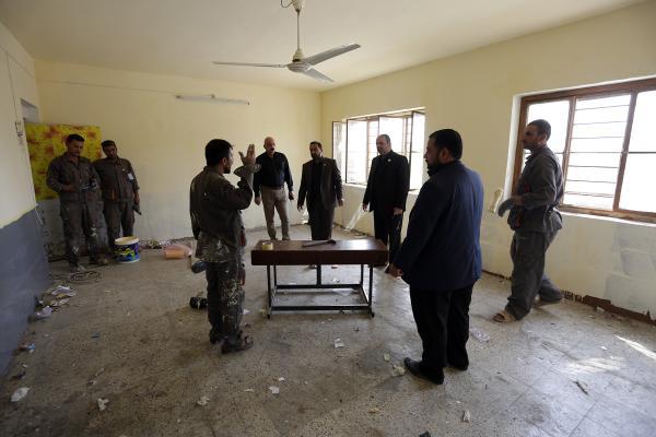 تأهيل وصيانة المدارس يدخل ضمن برامج أمانة مسجد الكوفة لدعم الطلبة