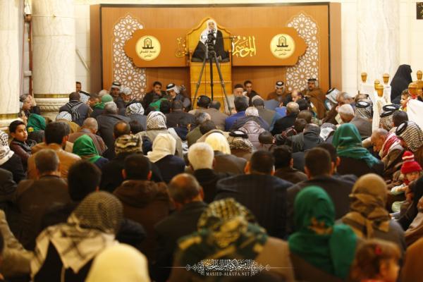 امانة مسجد الكوفة تستحضر سيرة عقيلة الطالبيين في ذكرى ولادتها