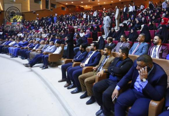 حضور فاعل ومميَّز لأمانة مسجد الكوفة في فعاليات مهرجان إمام الانسانية الثقافي