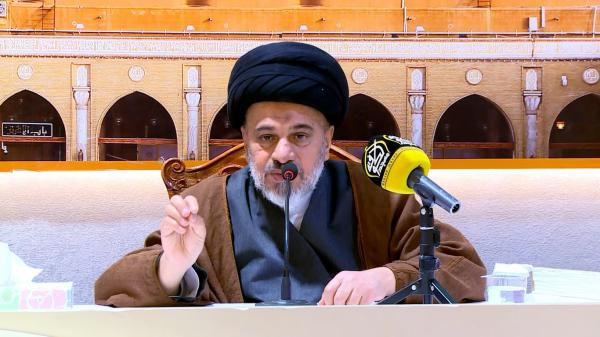 الموسم الثقافي السابع ( 2017 م - 1439 هـ ) سماحة السيد محمد الحلو تاريخ 12-2-2018