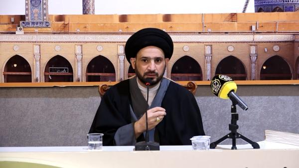 الموسم الثقافي السابع ( 2017 م - 1439 هـ ) سماحة السيد عصام النفاخ تاريخ 19-2-2018