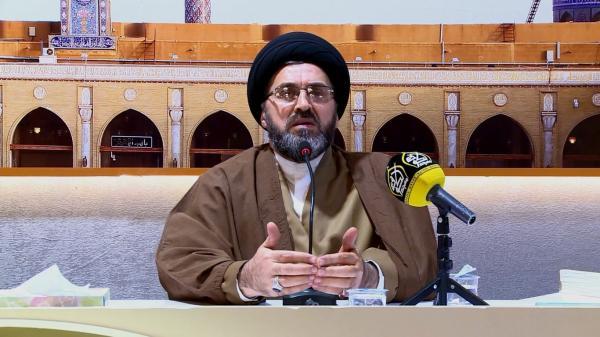 الموسم الثقافي السابع ( 2017 م - 1439 هـ ) سماحة السيد رشيد الحسيني - تاريخ 4-1-2018