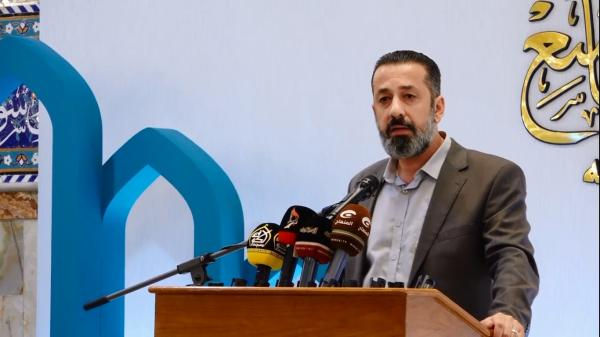 مهرجان السفير الثقافي التاسع ( 2019 م - 1440 هـ ) جلسة الشعر الفصيح - الشاعر  قحطان بيرق دار