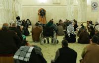 مجلس عزاء الأربعاء في مسجد الكوفة المعظم
