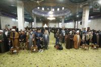 بذكرى ولادة الزهراء (ع) امانة مسجد الكوفة تكرم الفتيات اللواتي بلغن سن التكليف الشرعي