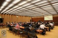 بحضور منظمات دولية وباحثين .. امانة مسجد الكوفة تقيم مؤتمر حقوق الانسان عند أمير المؤمنين (عليه السلام) في جنيف