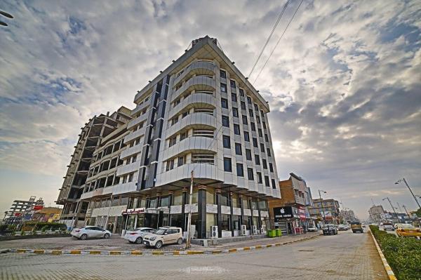 امانة مسجد الكوفة المعظم تضع فندق قصر السفير تحت تصرف خلية الازمة في المحافظة.